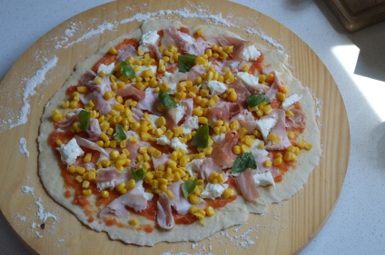 Home-made Pizza